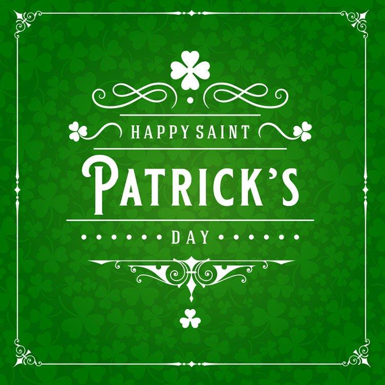 St Patrick's Social Media Campaign