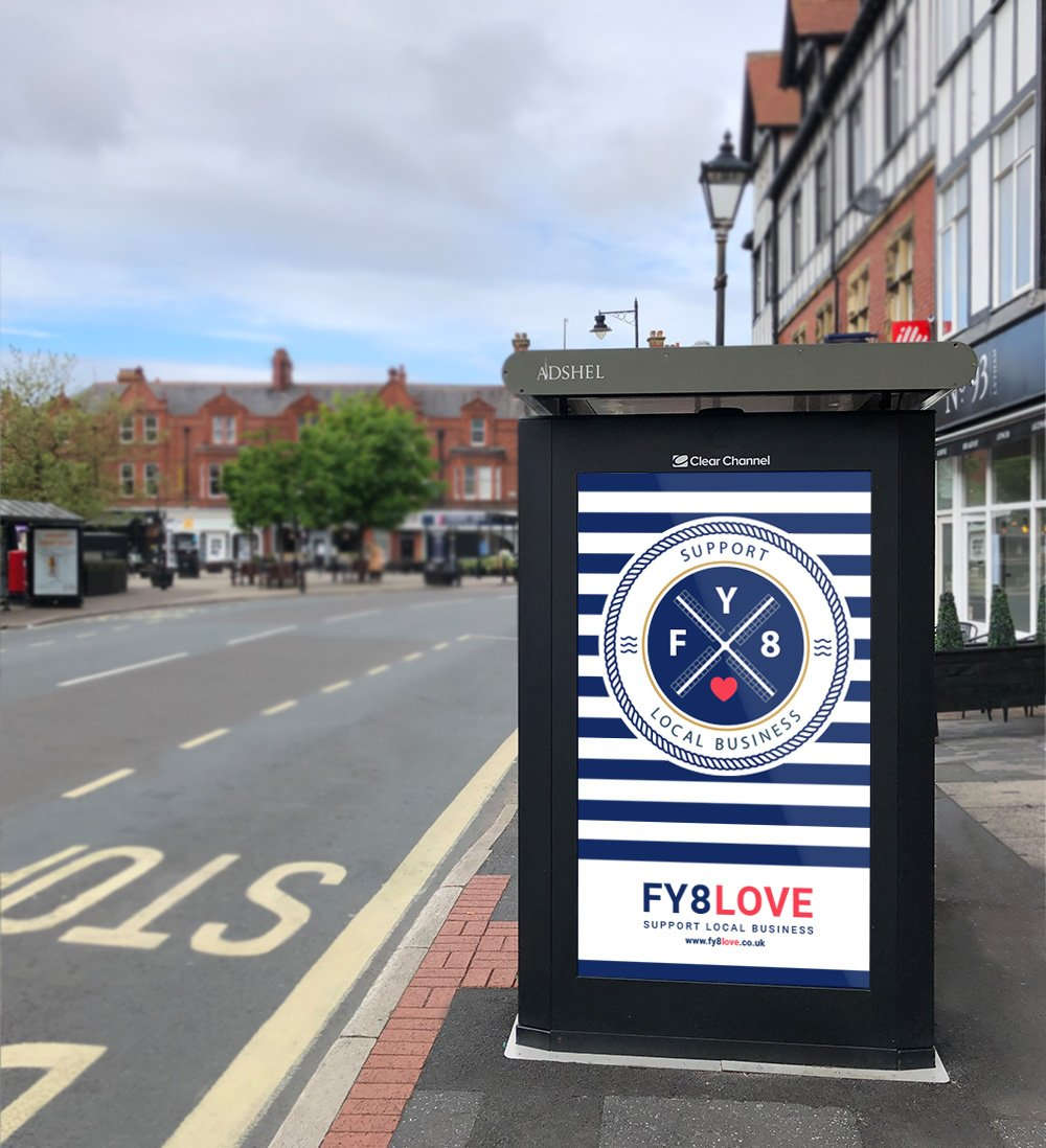FY8Love Poster / Ad Campaign